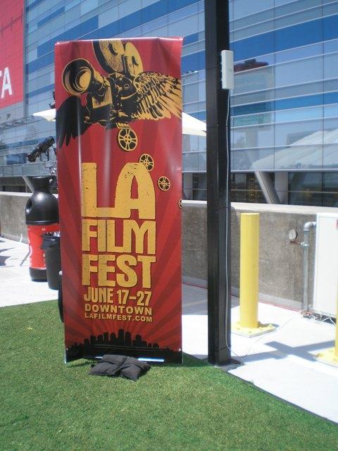 LA Film Fest, Get a room!