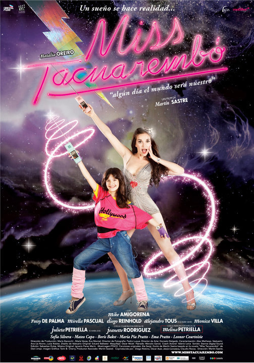 Miss Tacuarembo film poster