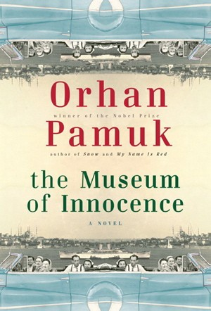 Cover of Orhan Pamuk´s The Museum of Innocence