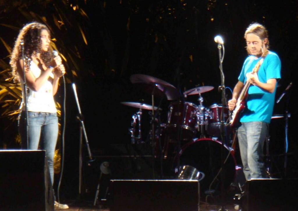 Nico y Julieta Rada