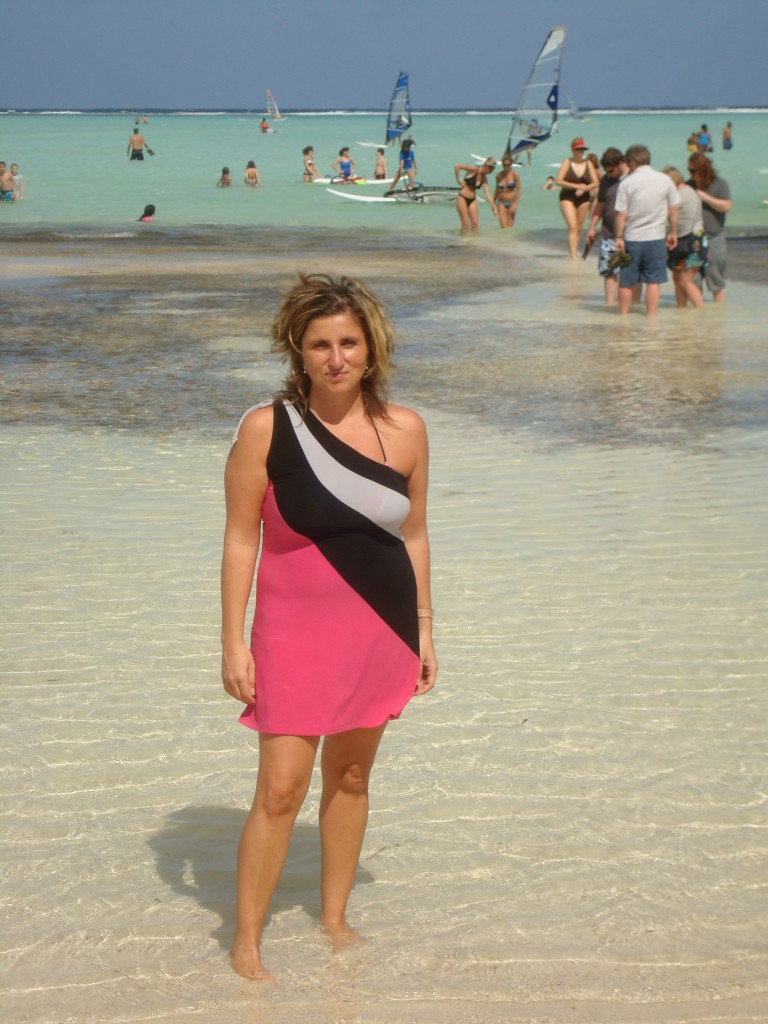 Me at windsurf beach