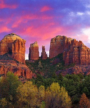 The real Sedona