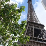 Eiffel Tower in 2010