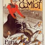 Mopeds & Paris, an old love story
