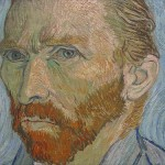 Van Gogh staring at you in Orsay (Photo by upton)
