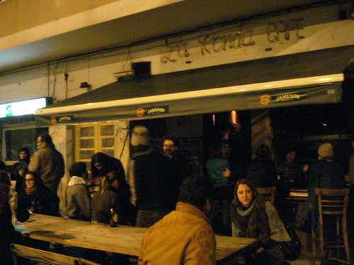 Montevideo nightlife a city that doesn t sleep the for Bar living montevideo