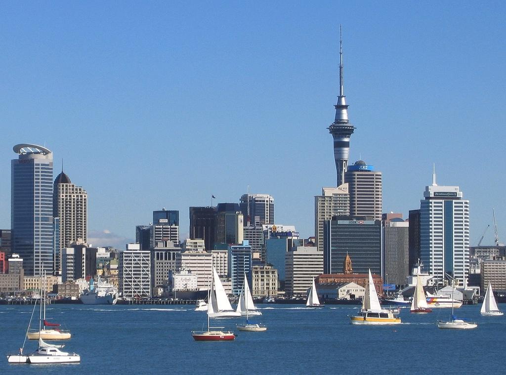 new zealand city life - photo #8