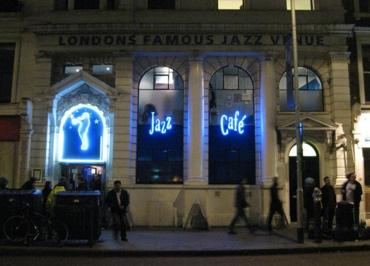The Jazz Cafe London Capacity