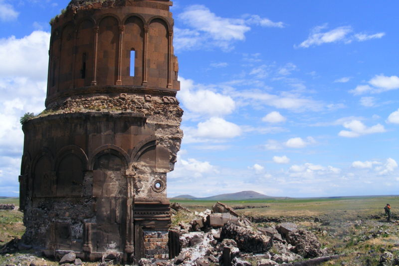 Ruins-ANI-KARS-TURKEY
