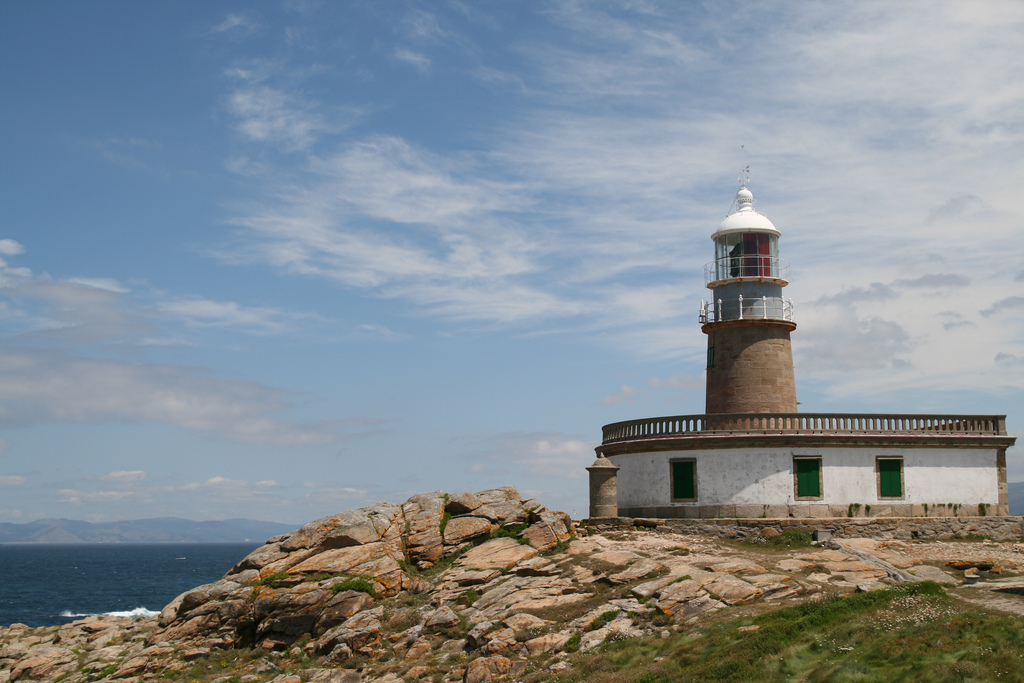 corrubedo lighthouse