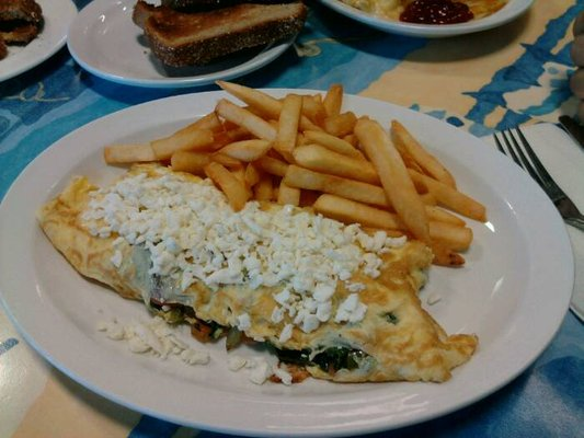 greek mamas omelet