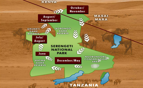 migration-tanzania-serengeti-map