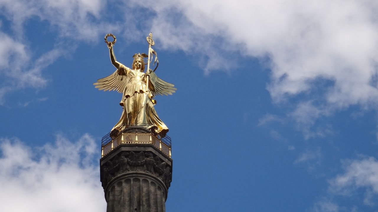 siegessäule-berlin-column-victory-summer
