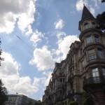 Zurich Castle turned financial institution