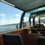 Zurich-Limmat-ferry