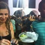 Tequila man at Lapa