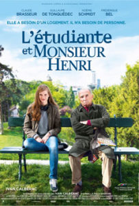 etudiante et monsieur henry